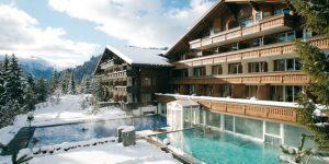 Уникальные СПА курорты в Швейцарии