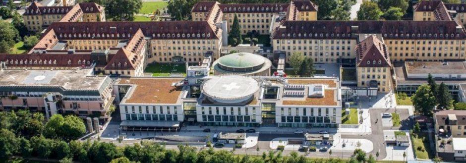 Университетская клиника Фрайбурга, Германия